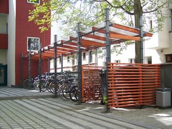 pavillons unterst nde holz oder stahlkonstruktionen freiraumobjekte ney dresden. Black Bedroom Furniture Sets. Home Design Ideas