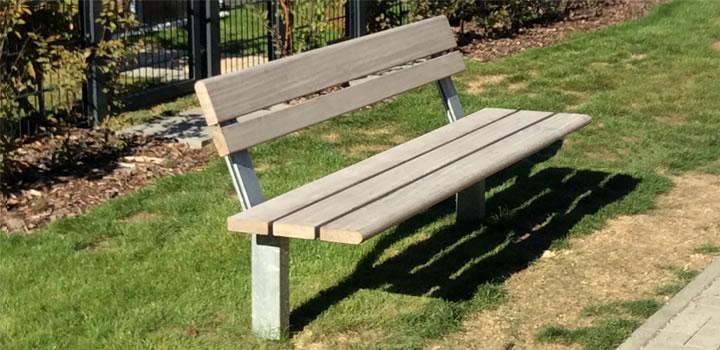 sonne - bänke, sitzgruppen & liegen: gartenmöbel - freiraum, Gartenmöbel